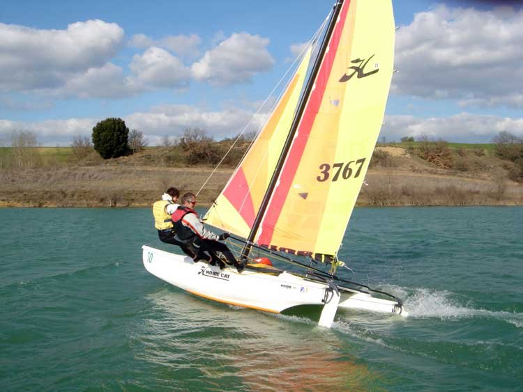 Contest 2012 Hobie CAT 15